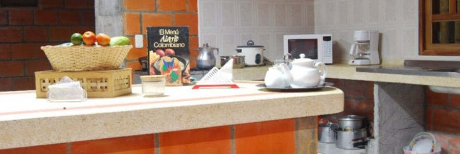 Cocina Fuente Finca Villa Mariana Fanpage Facebook